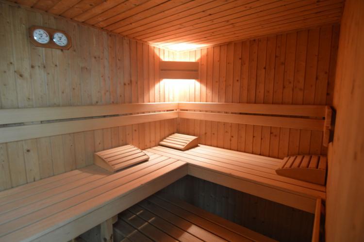 Les Bains - België - Ardennen - 33 personen sauna